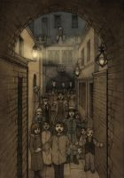 Street of 'you' by CopperAge