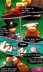 Comic test Rayman with The Magician by tmntyomi