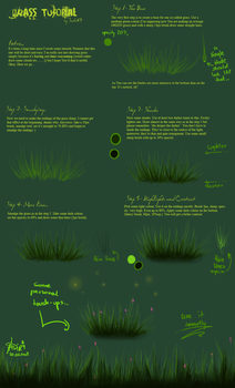 Grass tutorial by Sadir89