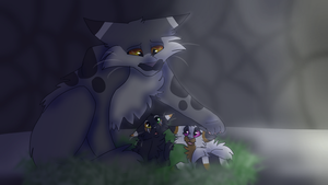 What if...(The Stolen Hope): Contest Entry by jayfeather009