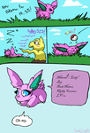 HG Nuzlocke : 69 by SaintsSister47