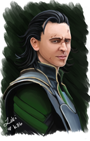 Loki My Prince :) by kittenangel116