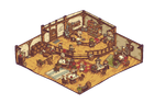 A small Tavern by noaqh