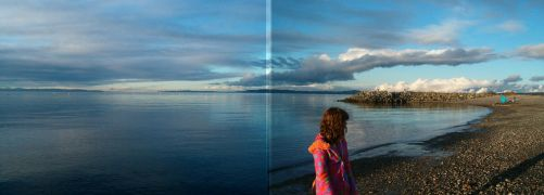 Coincidental Panorama by DaintyM