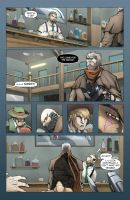The Last Sheriff Issue 1 Pg18 by RecklessHero