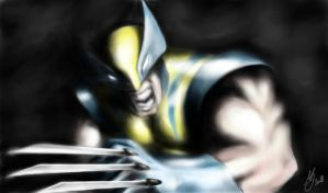 Wolverine by MikimusPrime