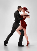 Tango [COMM] by BrittanyWillows
