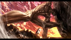 attack on titan by rinlain