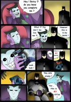 joker is not agree by TheLunnaWorld