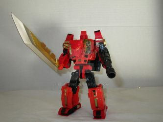 Transformers Customs 020A - Rampage by EchoWing
