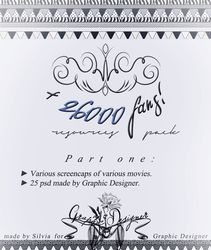 26000 fans Resources Pack pt.1 | Graphic Designer. by taxitoheaven