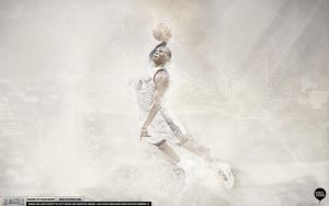 Air Westbrook Oklahoma City Thunder Wallpaper by IshaanMishra