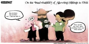 Oddunout: Inadvisable by Murklins