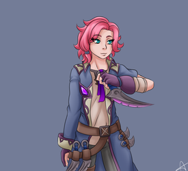 Maeve by deathZera