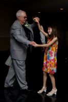 Great Grandfather can dance by RandallSurreal