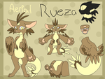 Aerial Rueza Guide--[Closed Species] by VixuSenpai