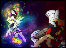 Choose Your Side: Heavies by CosmicChrissy