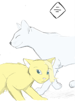 bleach cats 1 by cheetahtrout
