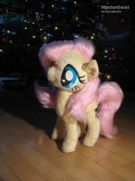 A Merry Christmas from Fluttershy! by HipsterOwlet