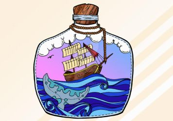 Ship in the Bottle by kasumi96