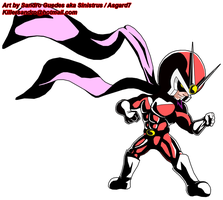 Viewtiful Joe by Asgard7