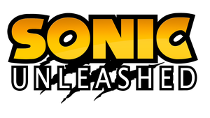 Sonic Unleashed Logo Remade by NuryRush