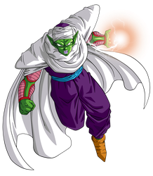 Piccolo by BardockSonic