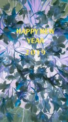 Happy New YEar 2019 by Phwriter11