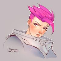 Zarya by simoneferriero