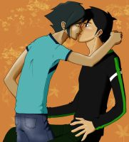 Galactik Football Pairing by KiteKaito