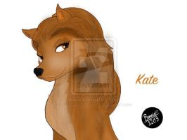 Kate - ALPHA AND OMEGA by OoGeeky-TosaoO