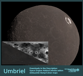 Uranus Project Missing Data - Umbriel by Snowfall-The-Cat