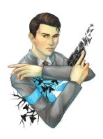 Connor by Asenath23