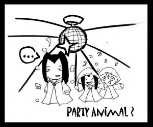 Party Animal? by lips-of-an-angel-011
