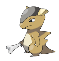 Cubone (Without Mask)