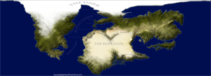 Eris world map 02 by Gotagetoing