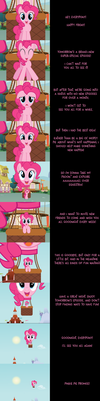 Pinkie Pie Says Goodnight: Hiatus by MLP-Silver-Quill