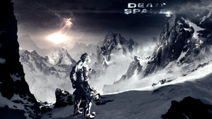 Dead Space 3 mountains by GenerationK1LL