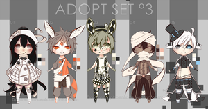 -ADOPT SET '3- CLOSED by EdhelSen