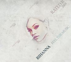 Rihanna Feel the Music by Nakrocp