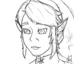 Link Sketch by dramateen01