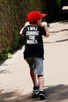 I Will Change The World by Earth-Hart