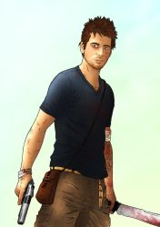Far Cry 3 Jason Brody by HerpDerp187