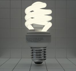 Energy saving lamp by AREANDRES