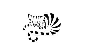 The Cheshire Cat by Nuutti