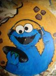 cookie monster mix by ViXX313