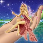 Alodia Fairy Detail by rjonesdesign