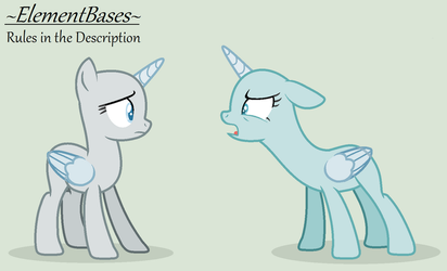 MLP Base 76 by ElementBases