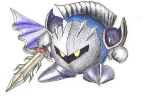 Metaknight by OmegaZeroZX