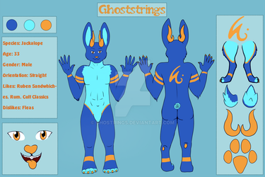 Ghostrings Reference by Bunnyfoxnina by ghostrings